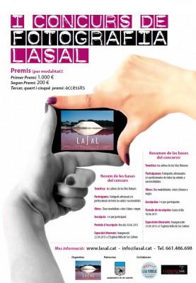 Concurso de fotografía en Mallorca impartido por la asociación LaSal